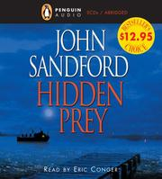 Cover of: Hidden Prey (Lucas Davenport Mysteries)