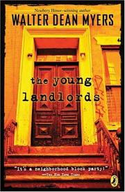 Cover of: The young landlords