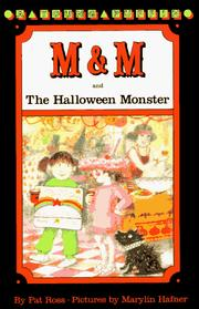 Cover of: M & M and the Halloween monster