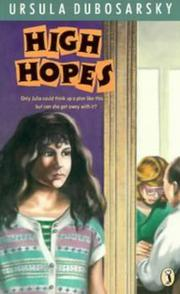 Cover of: High Hope