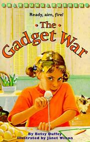 Cover of: The Gadget War