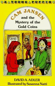Cover of: Cam Jansen and the mystery of the gold coins