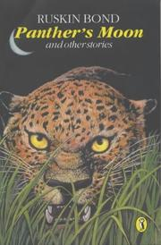 Cover of: Panther's moon by Ruskin Bond