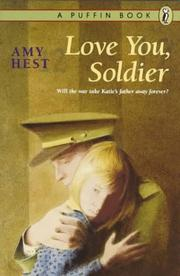 Cover of: Love you, soldier