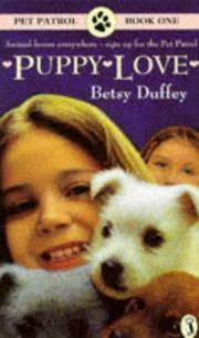 Cover of: Puppy Love (Pet Patrol)