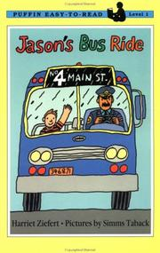 Cover of: Jason's bus ride