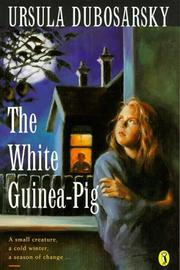 Cover of: The white guinea pig