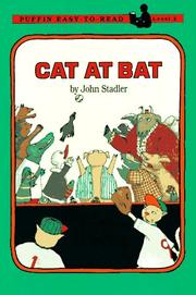 Cover of: Cat at bat