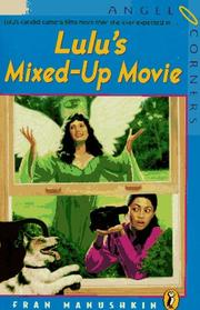 Cover of: Lulu's mixed-up movie