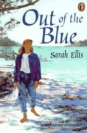 Cover of: Out of the blue | Sarah Ellis