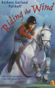 Cover of: Riding the wind