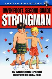 Cover of: Owen Foote, second grade strongman