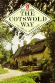 Cover of: Cotswold Way | Richards, Mark