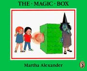 Cover of: Magic Box