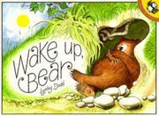 Cover of: Wake Up, Bear
