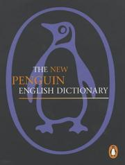 Cover of: New Penguin English Dictionary, the | Robert Allen