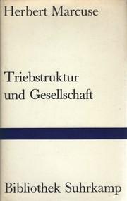 Triebstruktur und Gesellschaft