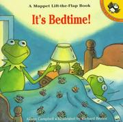 Cover of: It's bedtime!