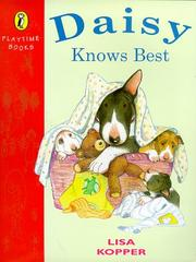 Cover of: Daisy Knows Best