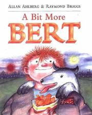 Cover of: A Bit More Bert