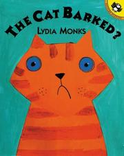 Cover of: The Cat Barked | Lydia Monks