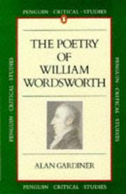 Cover of: The poetry of William Wordsworth