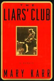 Cover of: The Liars