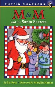 Cover of: M & M and the Santa Secrets (M & M)