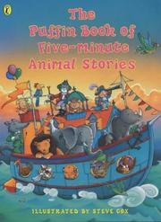 Cover of: The Puffin Book of Five-minute Animal Stories
