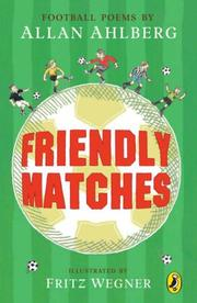 Cover of: Friendly Matches
