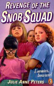 Cover of: Romance of the Snob Squad