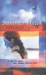 Cover of: Summer hawk