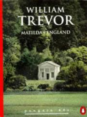 Cover of: Matilda's England