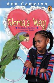 Cover of: Gloria's way