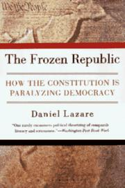 Cover of: The Frozen Republic