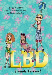 Cover of: LBD | Grace Dent