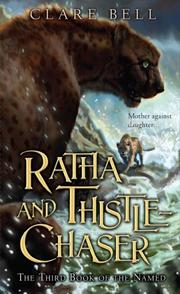 Cover of: Ratha and Thistle-Chaser |