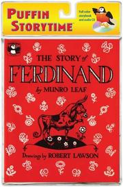 Cover of: The Story of Ferdinand