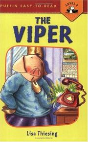 Cover of: The Viper