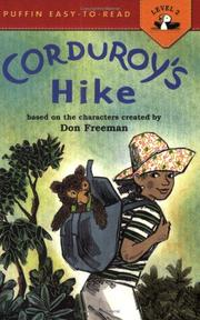 Cover of: Corduroy's Hike