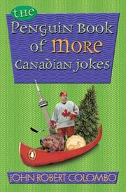Cover of: The Penguin Book of More Canadian Jokes