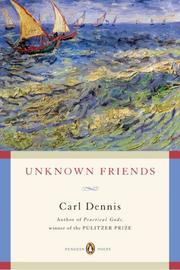 Cover of: Unknown Friends