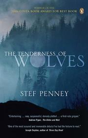 Cover of: Tenderness Of Wolves | Stef Penney