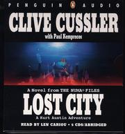 Cover of: Lost City Disc