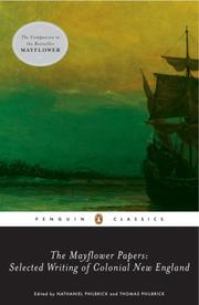 Cover of: The Mayflower Papers: Selected Writings of Colonial New England
