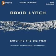 Cover of: Catching the Big Fish | David Lynch