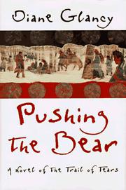 Cover of: Pushing the bear | Diane Glancy