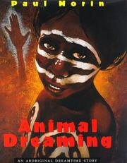 Cover of: Animal dreaming