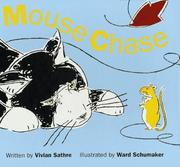 Cover of: Mouse chase | Vivian Sathre