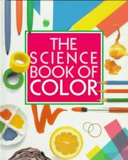 Cover of: The science book of color
